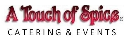 A Touch of Spice Catering & Events Logo